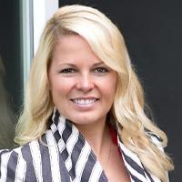 portrait of a woman in business attire