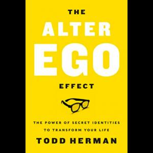 alter ego book cover
